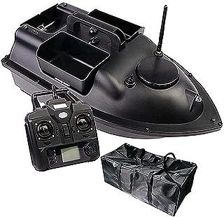 Fishfinder voerboot met GPS - 500m afstandsbediende boten Cruise voerboot Met 12000mah batterij Drie onafhankelijke aascom...