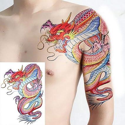 Brust tattoo männer motive