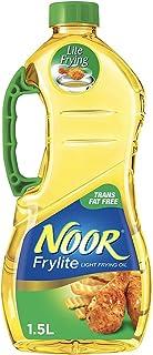 Noor, Frylite, Light Frying Oil, 1.5L