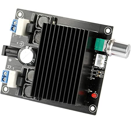 Kkmoon Dx 2 1 Hohe Leistung Audio Verstärkerplatine Kanal High Power Subwoofer Dual Heimkino Ac18v 24v Diy Supplies Baumarkt