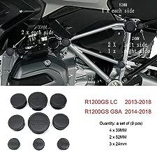 GS ADV raffreddato ad acqua R1250GS GS ADV S1000XR F800GS ADV GUAIMI Protezione Scudo Manubrio Paramani Moto per BMW R1200GS