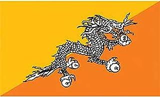 EagleEmblems f2155flag-bhutan (0.6x 0.9m)