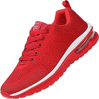 [ANDITTRO] メンズスニーカー メンズシューズ カップルシューズ メンズ ランニングシューズ 体育館シューズ ロートップスニーカー 運動靴 中学生 スニーカー 赤 レディースシューズ