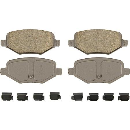 Rear Installation Kit Included PSD Series D813 Taff Premium Ceramic Brake Pad