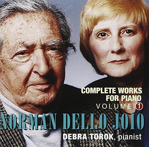 Dello Joio: Complete Works for Piano, Vol. 1