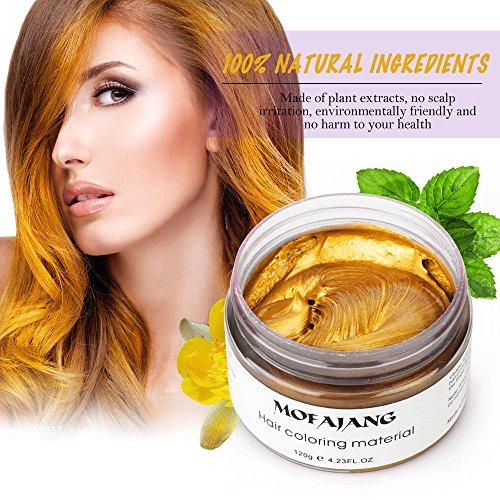 MOFAJANG Hair Wax Gold