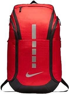 Hoops Elite Pro Backpack UNIVERSITY RED/BLACK/MTLC COOL GREY