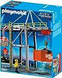 Playmobil 5254   Elektrisches Verladeterminal