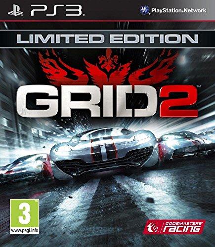 Race Driver: Grid 2 - Édition Limitée [Importación Francesa]