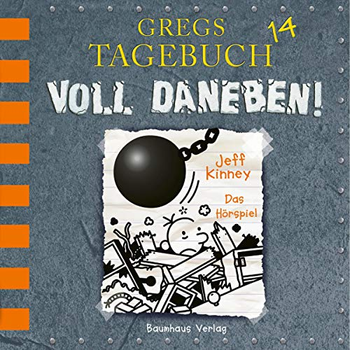 Voll daneben!: Gregs Tagebuch 14