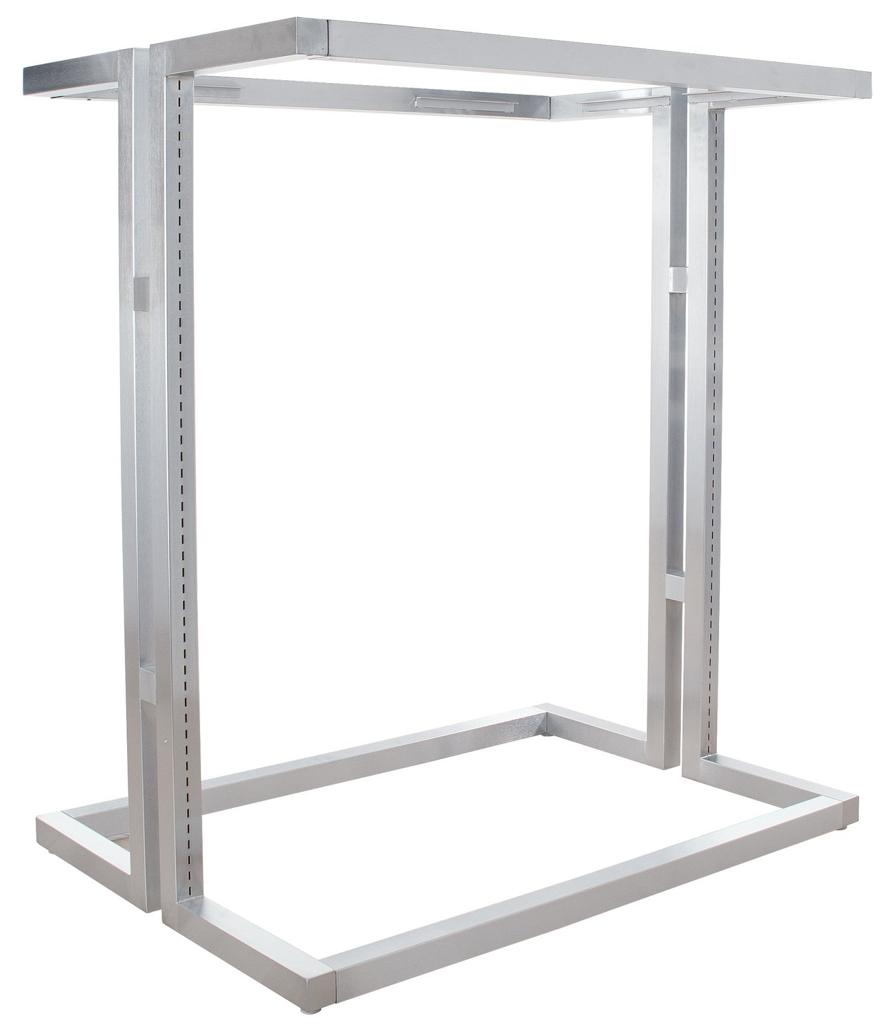 In a popularity Econoco T503FRSC Island Denver Mall Frame Only Multi-Merchandiser
