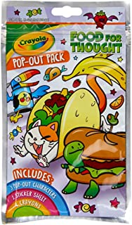 Food for Thought Pop-Out Pack