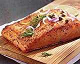 Wild-caught Sockeye Salmon Fillets, 8 count, 7 oz each from Kansas City Steaks