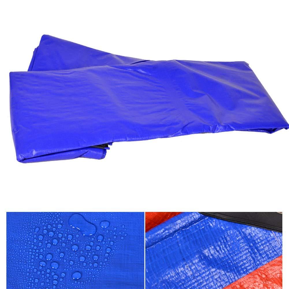 GDMING Lona De Protección Toldo Lona Impermeable Lonas De PE Plantas De Jardín Aislamiento Térmico UV/Lluvia/Nieve Todas Las Temporadas Ojalillo Fácil De Instalar, 19 Tamaños: Amazon.es: Hogar