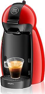 Krups KP 1006 Nescafé Dolce Gusto Piccolo kapsüllü kahve makinesi (manuel) kırmızı