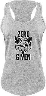 Ladies Zero Fox Given Racerback