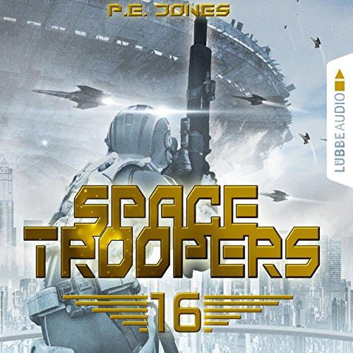 Ruhm und Ehre (Space Troopers 16) Titelbild