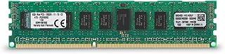 Kingston KTD-PE316S/8G 8 GB DDR3 1600 MHz ECC Registered Single Rank Memory Module, Green