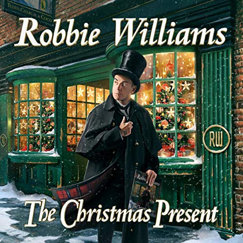 The Christmas Present (Deluxe Edt. 2 Cd Con + 4 Track E Libretto 36 Pagine