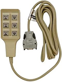 Invacare Full Electric Pendant, 9-d Plug, Low Volt for Hospital Bed