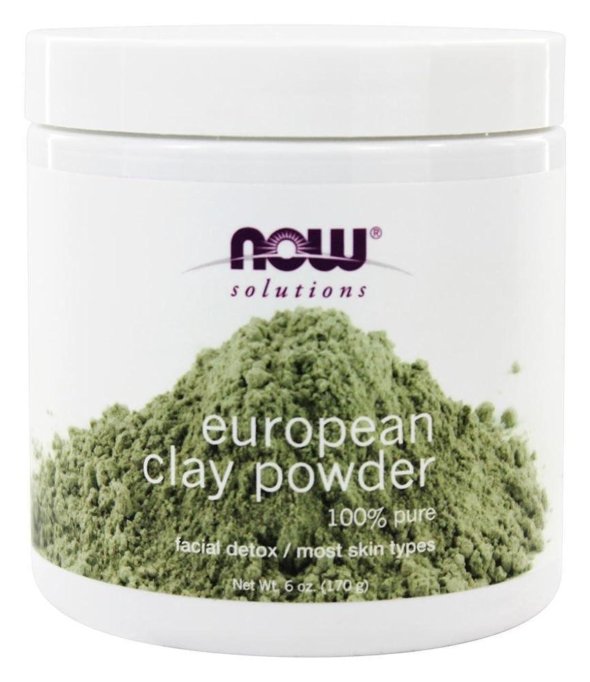 平和なリスキーな利得NOW Foods - ヨーロッパの粘土粉末 - 6ポンド [並行輸入品]
