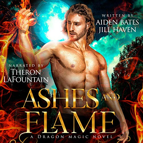 Ashes and Flame cover art