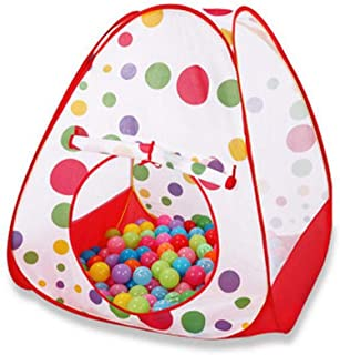 Fun game Dots baby folding tent ocean ball pool game house indoor and outdoor toys for children