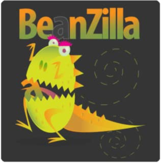 BeanZilla - The exciting boggle like word search, word finder arcade game! Can you make our global Leaderboard?
