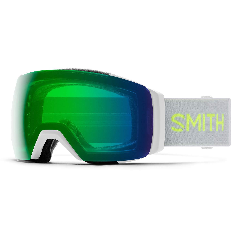 Smith IO mag XL Ersatzgläser für Brille, Erwachsene, Unisex, Sport White (Mehr