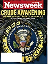 Newsweek June 7 2010 Gulf Oil Spill, The Battle of New York, Janelle Monae/The ArchAndroid, Bravo's Work of Art: The Next ...