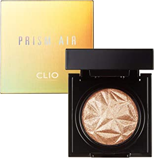 Clio Prism Air Shadow クリオプリズムエアシャドー (#21 Gold Sparkle) [海外直送品] [並行輸入品]