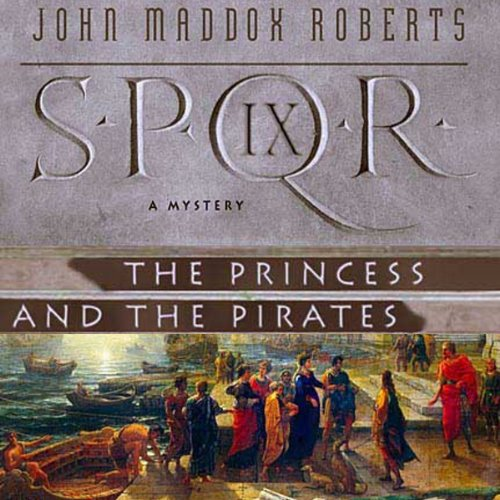 SPQR IX: The Princess and the Pirates cover art