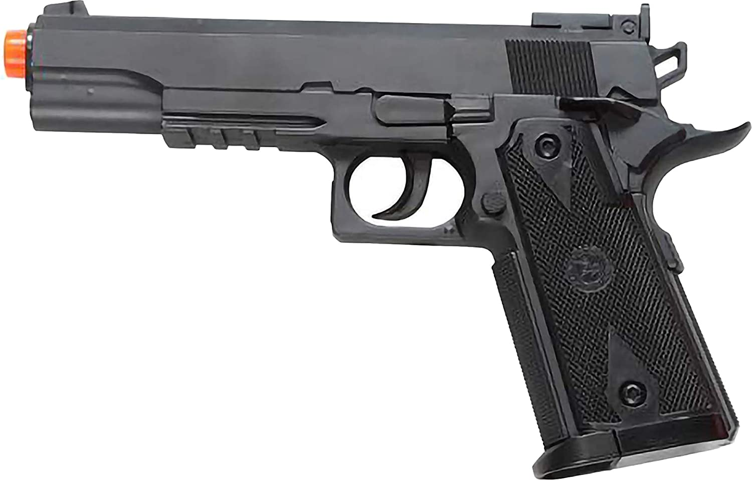 Evike Win Gun High Power 1911 Co2 Pistol Gas Max 86% OFF B Powered Airsoft - Shipping included