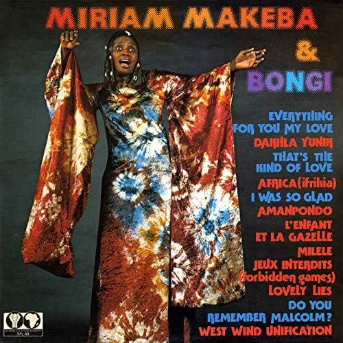 Miriam Makeba & Bongi Makeba