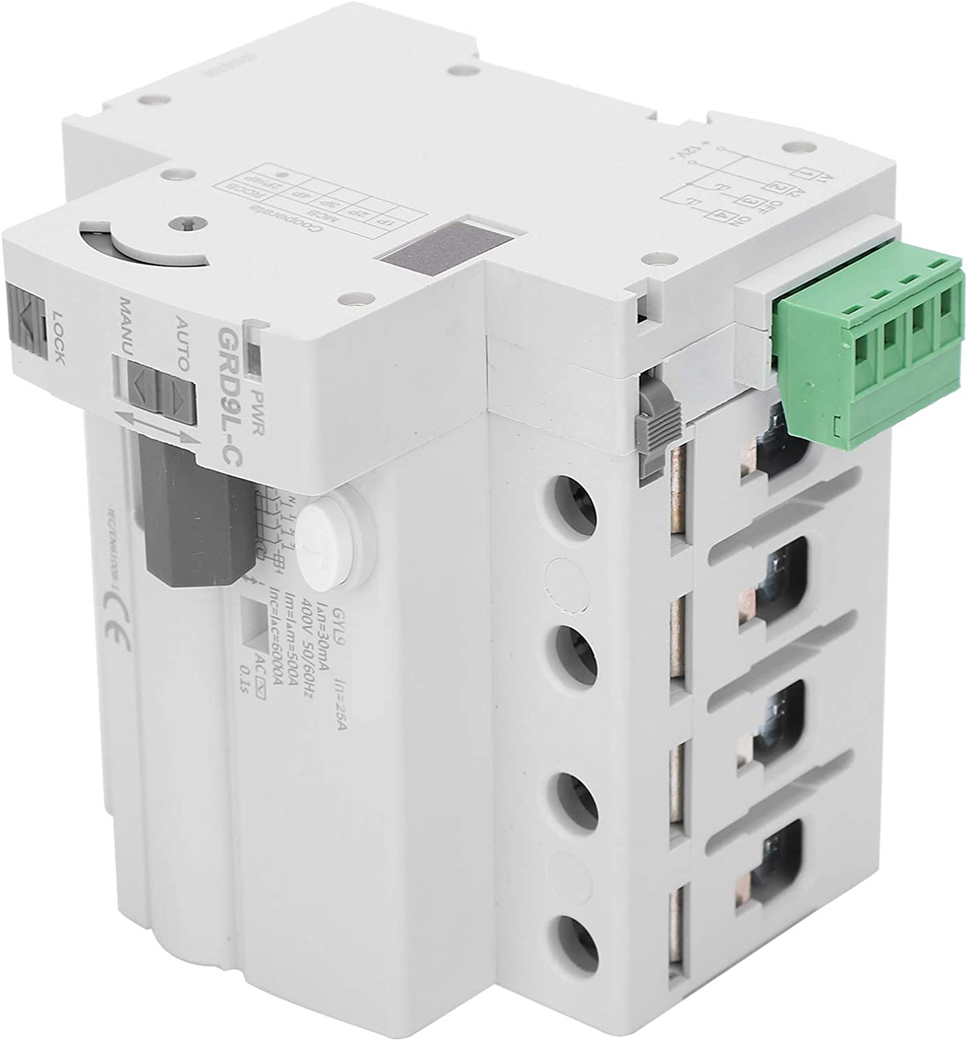 Protective Voltage Protector, Surge Protection Device -10%;+10% -20℃ To+55℃ (-4℉ To 131℉) 400V Abs