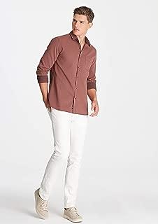 Jake Comfort Beyaz Jean Pantolon