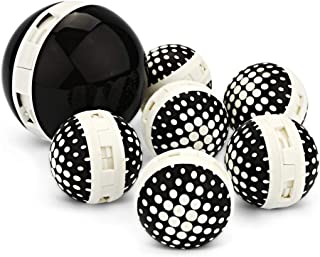 Sof Sole Sneaker Balls Shoe, Gym Bag, and Locker Deodorizer, 3 Pair