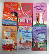 Mary Janice Davidson Book Lot of 6 - Undead and Uneasy, Unreturnable, Loving It, Unpopular, Unemployed, and Unappreciated