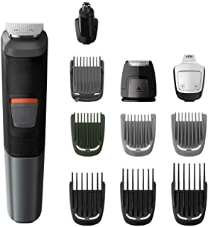 Philips MG5730 Multigroom Series 5000 11 in 1 Trimmer/Clippers Hair Grooming