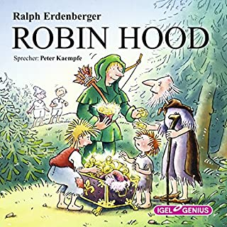 Robin Hood [German Edition] cover art