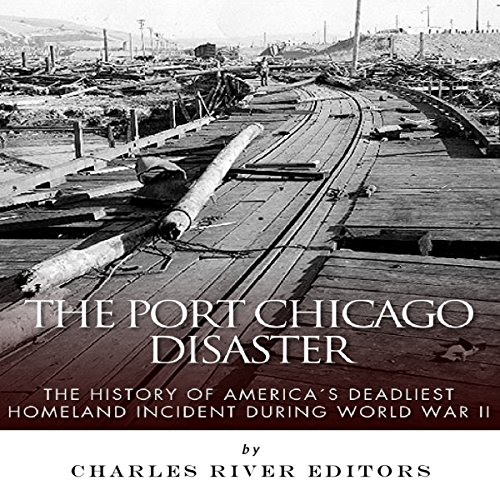 The Port Chicago Disaster audiobook cover art