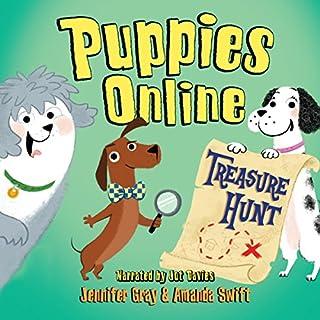 Puppies Online: Treasure Hunt cover art