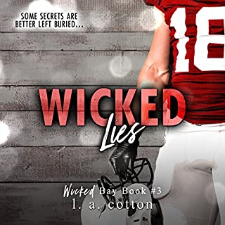 Wicked Lies                   Written by:                                                                                                                                 L. A. Cotton                               Narrated by:                                                                                                                                 Kathryn Lynhurst,                                                                                        Petey Jambalaya                      Length: 8 hrs and 44 mins     Not rated yet     Overall 0.0