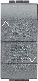 bticino L4037 2P interruptor eléctrico - Accesorio cuchillo eléctrico (10 A)
