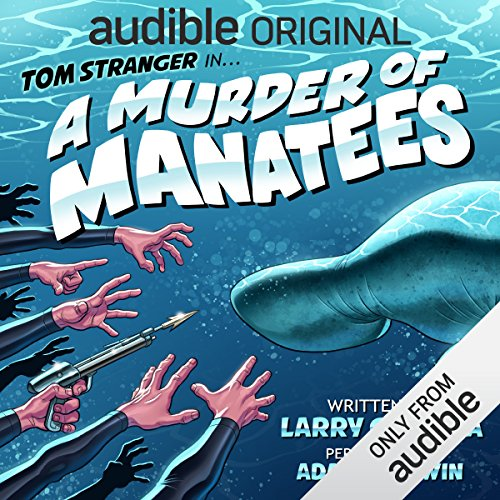 A Murder of Manatees cover art