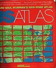 Richard Saul Wurman's New Road Atlas: U.S. Atlas