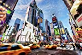 New York Times Square USA XXL Wandbild Foto Poster P0066