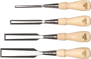 Stanley 16-791 Sweetheart 750 Series Socket Chisel Set, Brown, 4 - Piece