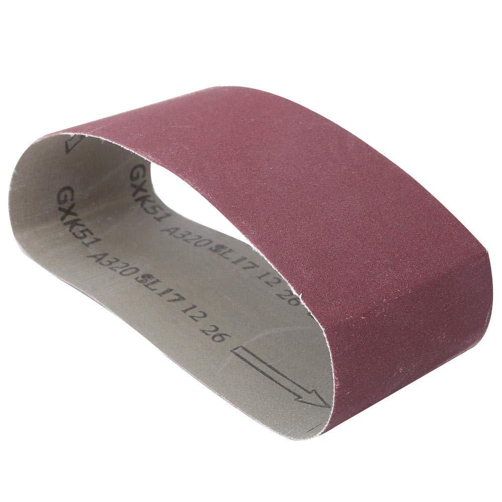 Abrasive latest Paper Belt Sander Woodworking Oxide Ranking TOP1 Aluminum Sa
