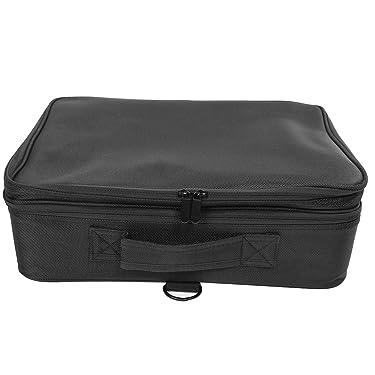 Large Capacity Storage Bag, Durable Hairdressing Tool Organizer, for Cosmetics Organizer Case Tattoo Tool Home Hair Salon
